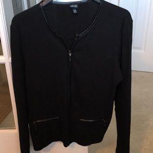 Jacket, Rafaela zip up